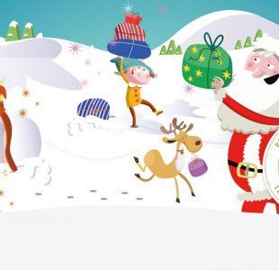 NSPCC – rebooting Father Christmas